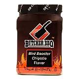 Butcher BBQ   World Championship Winning Formula   Bird Booster Chipotle Turkey Injector Marinade   Better Than Turkey Brine   More Moisture and Flavor for Poultry   Chicken & Turkey Seasoning