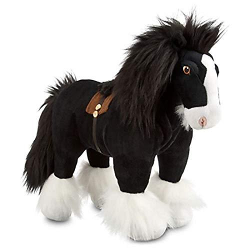 Disney Store Cavallo 45x35 Centimetri Angus Peluche Merida Ribelle - The Brave