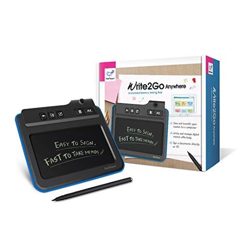 PenPower Write2Go Digitales Notiz-Pad USB 2.0 Integriertes Display, Digitalisierung Senza PC