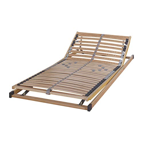 Frankenstolz Lattenrost Federholzrahmen Comfort Plus unverstellbar Größe: 100x200 cm