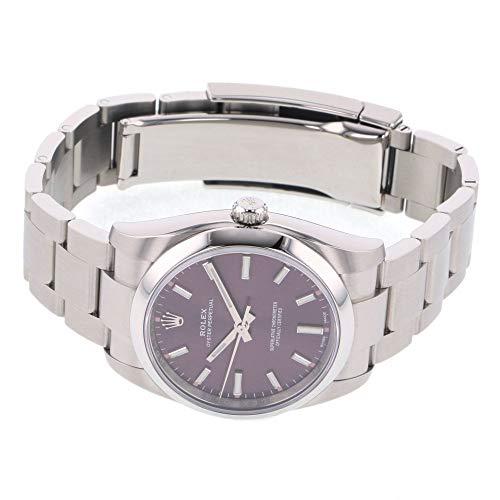 ロレックスROLEXオイスターパーペチュアル114200新品腕時計メンズ(W188676)[並行輸入品]