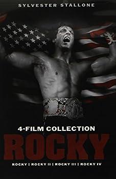Rocky 1-4 4-Film Coll DVD