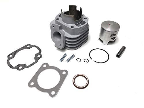 70ccm AIRSAL Tuning Zylinder Kit für Minarelli liegend AC Yamaha Jog R, Neos, MBK Mach G, Ovetto 50