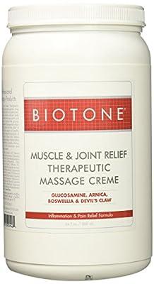 BIOTONE Muscle & Joint Therapeutic Massage Creme
