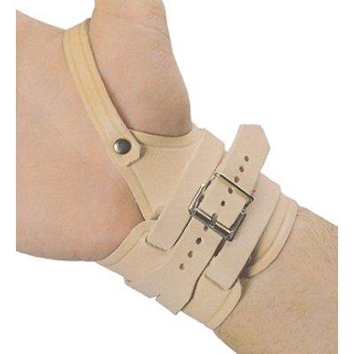 Handgelenkriemen mit Daumenschlaufe Modell 410 links Gr. 19