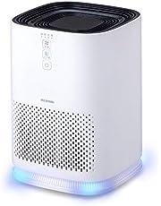 Iris Ohyama 空氣凈化器 除臭 集結 灰塵 空氣 燈 晚安模式 靜音 10疊 約十三平方米 IAP-A25-W