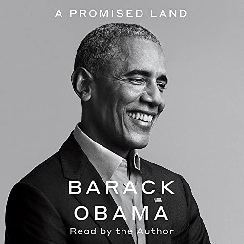 A Promised Land Audiobook By Barack Obama cover art