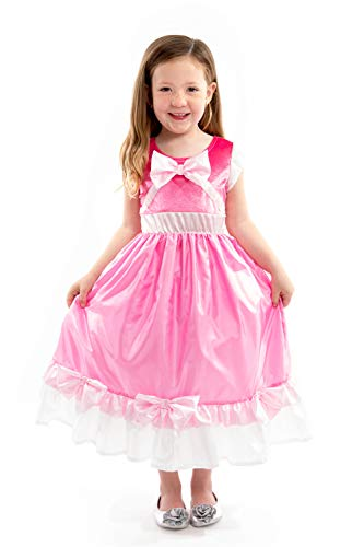 Little Adventures Cinderella Ball Gown Dress up Costume (Small Age 1-3)