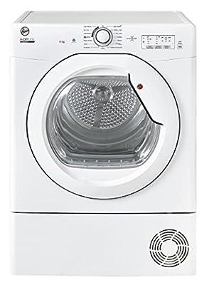 Hoover HLEC8LG-80 8Kg Condenser Dryer, Sensor Dry. White