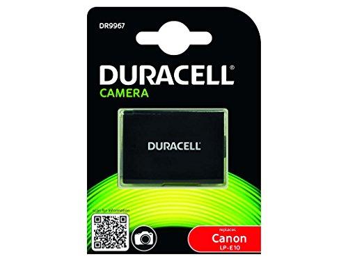 Duracell DR9967 Li-Ion Kamera Ersetzt Akku für LP-E10
