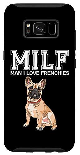 Galaxy S8 French Bulldog Frenchie Case