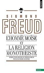 livre L'Homme Moïse et la religion monothéiste