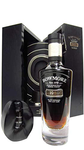 Bowmore - Black Bowmore 2016 Edition - 1964 50 year old Whisky
