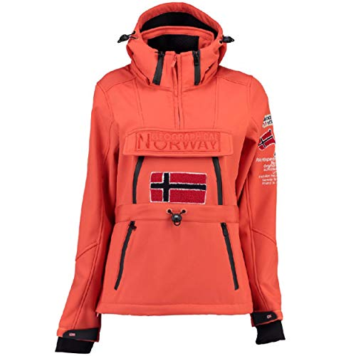 Geographical Norway TOPALE LADY - Chaqueta Softshell Impermeable Para...