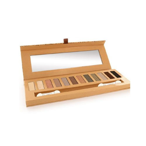 Couleur Caramel - Palette Eye Essential n°1