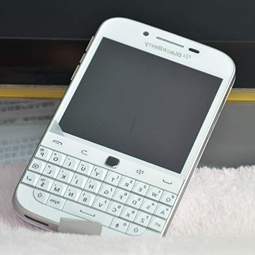 BlackBerry Classic Q20 Windermer 3.5'' Qualcomm MSM8960 3G/4G 1.5GHz 8MP Camera BlackBerry OS Keyboard Smartphone - White