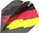 Target Darts Flag Design Pro Ultra Dart Flights, Deutsche Flagge, No.2