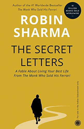 The Secret Letters Of The Monk Who Sold His Ferrari Ebook Sharma Robin Amazon In Kindle Store