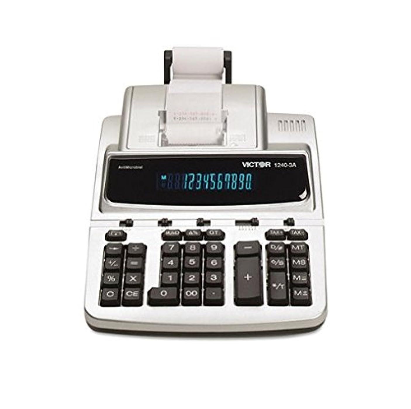 メタルライン領収書スケジュールVictor 11803A 12-Digit Desktop Calculator by VICTOR TECHNOLOGIES [並行輸入品]