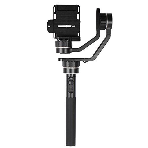 Andoer Feiyu MG Lite 3 Assi Mirrorless Palmare Fotocamera Gimbal Stabilizzatore per Sony A7 Series e NEX-5N / NEX-7 e Altro N-series per Canon 5D MarkⅢ per Panasonic GH4