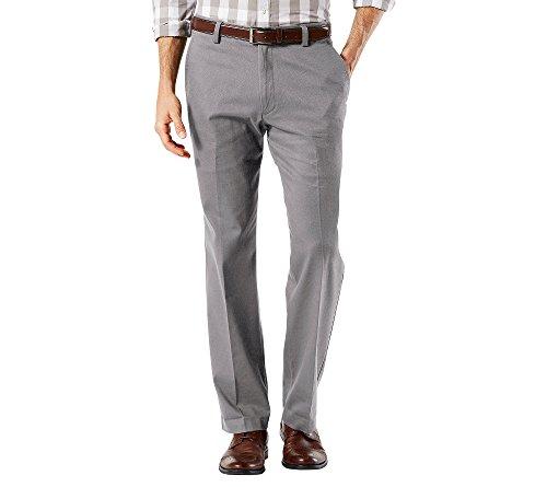 Dockers Pantalones rectos Easy Khaki D2 de hombre f¨¢cil de usar pantalones...