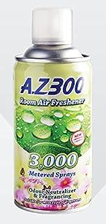 Blue Splash Scented Alpha Hygiene Air Freshener Metered Spray Can - 3000 Sprays- 300 ML