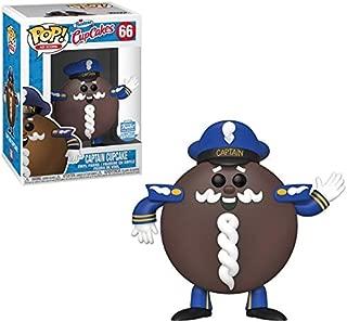 Funko POP! Ad Icons: Hostess - Captain Cupcake (Exclusive)