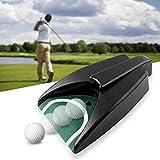 Yosoo Health Gear Copa de Golf Automática para la Práctica de Golf Recuerdos de la Oficina de Patio al Aire Libre Interior, Regalo de Golf Novedoso