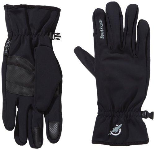 SealSkinz - Gants Coupe-Vent Windproof Gloves Noirs -