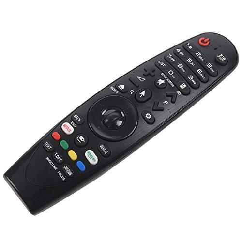 SNOWINSPRING Mando una Distancia AEU Magic AN-MR18BA AKB75375501 Reemplazo para Smart TV
