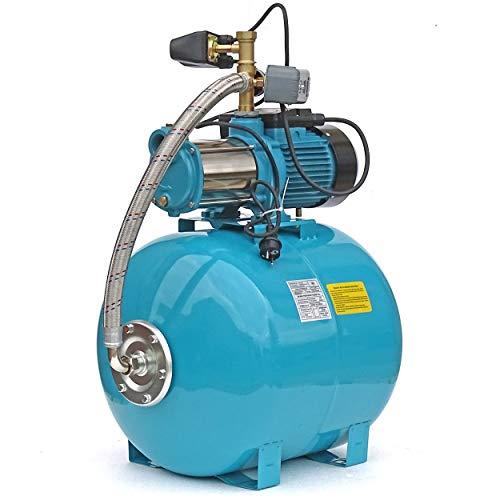 Huiswaterpomp 80 liter pomp MHI 1100 5700l/h droogloopbeveiliging SK-13