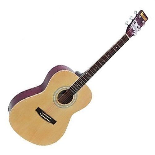 Dimavery 26242009 AW-303 natur Western Gitarre