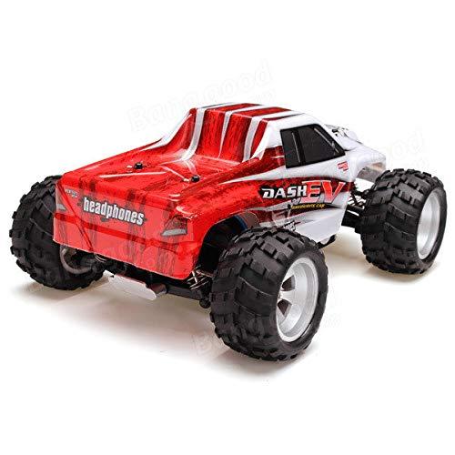 RC Auto kaufen Monstertruck Bild 3: s-idee® 18108 A979-B RC Auto Buggy Monstertruck 1:18 Truck mit 2,4 GHz 70 km/h schnell WL*