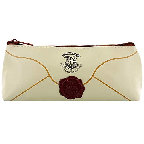 Harry Potter Estuche Escolar Prémium, 29 x 7 cm, See description, Multicolor, 29x7cm