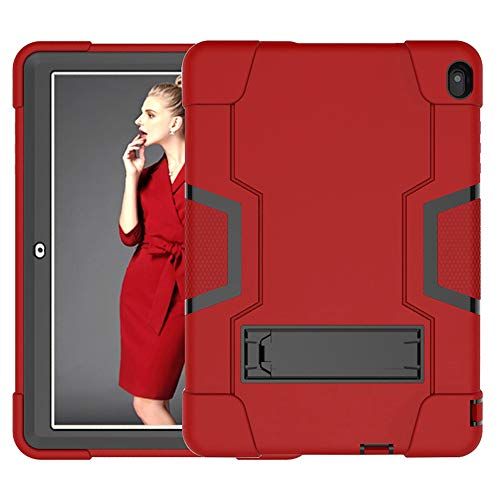 Koolbei Case for ONLY A Model ONA19TB007 Onn 10.1' Tablet, Heavy-Duty Hybrid Case Built-in Stand for...