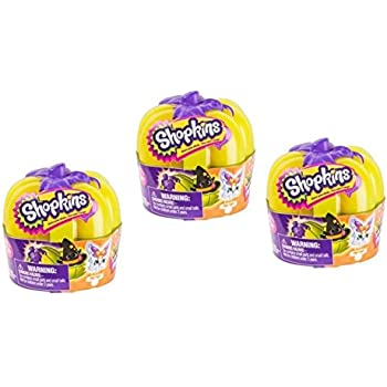 Shopkins Halloween Pumpkin with Glow in the D | Shopkin.Toys - Image 1