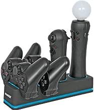 Dreamgear Quad Dock Pro for PS3 Move