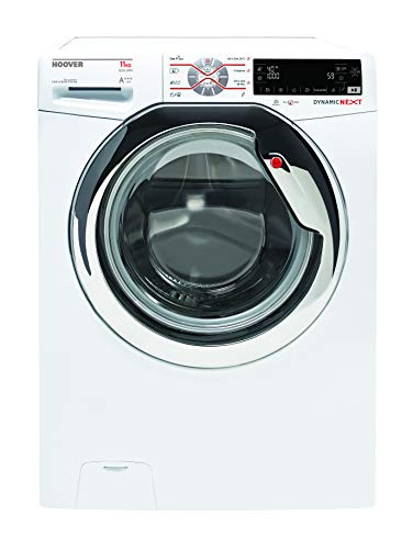 Hoover DWOT 611AHC3/1-S Waschmaschine / 11 kg / 1600 U/Min/Invertermotor/Smarte Bedienung mit moderner NFC- und WiFi-Technologie