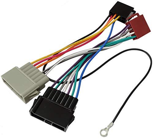 AERZETIX ISO AK7 Kabelbaum/Anschlusskabel-Adapter für AL Autoradio
