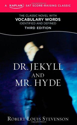 Dr Jekyll And Mr Hyde A Kaplan Sat Score Raising Classic Kaplan Test Prep