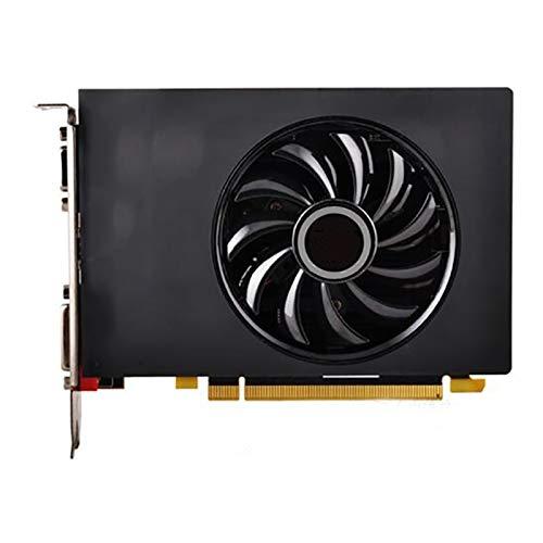 SRR Tarjeta Grafica Tarjeta Gráficos Fit For XFX Radeon R7 240A 2GB Tarjetas De Video GPU para AMD Radeon R7240A GDDR5 Tarjetas De Pantalla De 128 bits Tarjetas De Escritorio