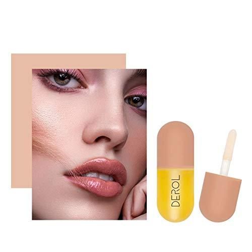 Bebliss Baume à Lèvres Plumper Device Traitement du Rouge à Lèvres-Clear Lip Plump Gloss-Enhancer pour des lèvres plus pulpeuses et hydratées