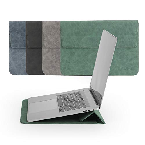 Omnpak 13-Zoll Laptop Hülle Tasche Laptophülle Schutzhülle mit Standfunktion für 13
