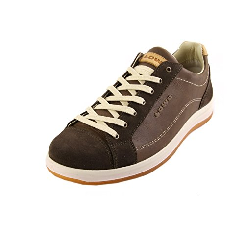 Lowa Torino LL Lo Herren Sneaker in Braun, Größe 8