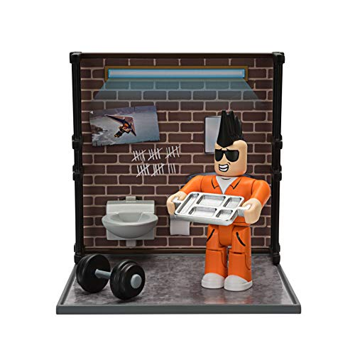 Roblox Desktop Series Collection Jailbreak: Personal Time Set  $7.90 at Amazon