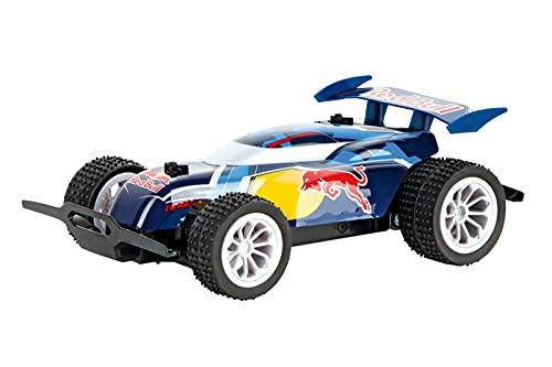 Carrera RC 2,4 GHz Red Bull RC2 – Auto da corsa radiocomandata con batterie ricaricabili – Gioco ideale per bambini dai 14 anni in su, Colore Colorato, 370201058