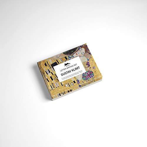 Gustav Klimt: Letter Writing Set / Briefpapier Set / Set de Correspondence (PEPIN LETTER WRITING SETS)