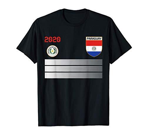 Camiseta de futbol de Paraguay 2020 Futbol de Paraguay Camiseta