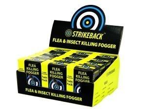 strikeback matar pulgas Foggers 2pk