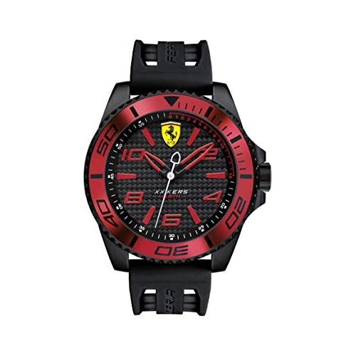 orologio solo tempo uomo Scuderia Ferrari Xx Kers sportivo cod. FER0830306